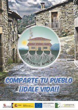 """EXPOSICIÓN PROYECTO """"ARRAIGO"""" A LOS ALCALDES DE LA COMARCA"""